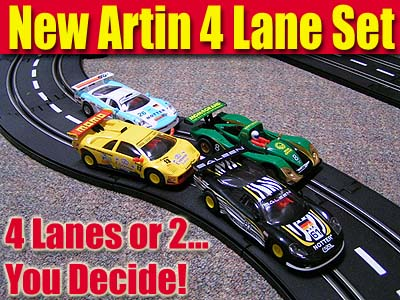 Artin slot car track parts poker pdf book
