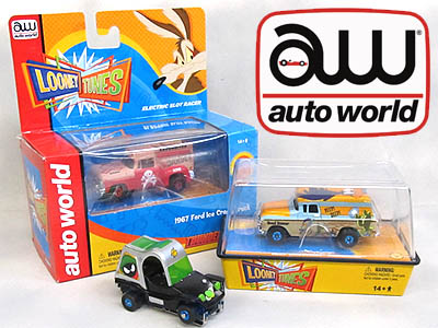 Wells Auto Racing Salem2c on Auto World Looney Tunes Collection   Home Racing World   Slot Car