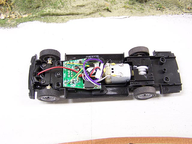 8 rear or front tires for side car Typhoon CA SCALEXTRIC
