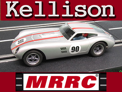 Kellison slot car team cafe casino